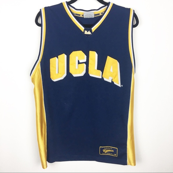 best authentic 494cd 314c6 Colosseum UCLA Men's Basketball Jersey Size Large